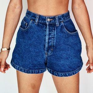 Vintage Shorts - Vintage Jean Shorts